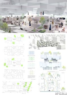 Urban airgap:my all time favourite project by suppose design office presentation layout, presentation Architecture Panel, Urban Architecture, Space Architecture, Architecture Drawings, Architecture Portfolio, Minecraft Architecture, Interior Presentation, Architecture Presentation Board, Presentation Layout