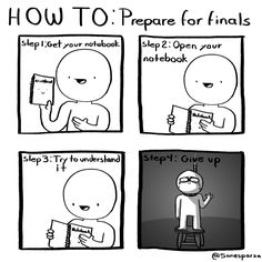 HOW TO: Prepare for finals - image