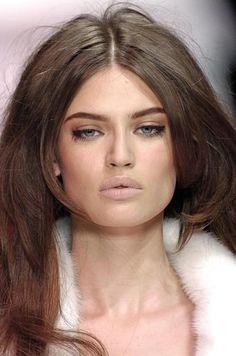 Bianca Balti for Dolce Gabbana Glam Makeup Look, Beauty Makeup, Makeup Looks, Hair Makeup, Hair Beauty, Italian Makeup, Italian Beauty, Bianca Balti, Models Makeup