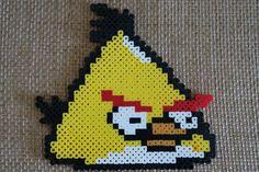 Perler bead angry bird - DIY