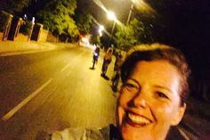 Carmen Greenway died moments after taking this selfie while riding her bike - Provided by Independent Print Limited