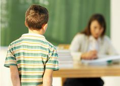 A student with attention deficit gives advice to his teacher to bring out their unified best in the classroom.
