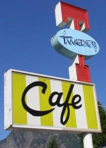 Twede's Cafe, North Bend, Home of Twin Peaks cherry pie