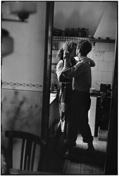 Elliott Erwitt (b.1928) - Robert and Mary Frank, : Lot 119