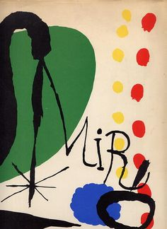 Joan Miro, His Graphic Work, 1958 http://www.cinemagebooks.com/?page=shop/flypage_id=7751