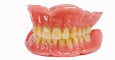 Getting Used to Dentures And Possible Problems With Them