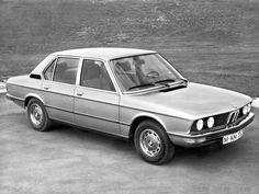 E12 - BMW Five Series 518, 520, 528, 533, M535i  1972–1984