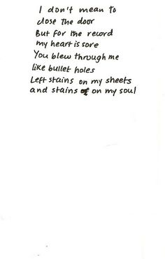 werewolf - by cocorosie (lyrics)