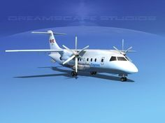 dornier 328-130 mississippi valley air 3d model rigged max obj 3ds lwo lw lws dxf dae 3