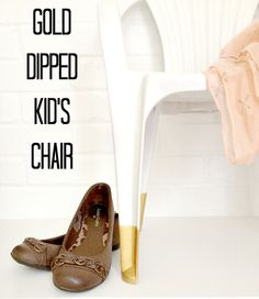Gold Dipped Kid's Ch