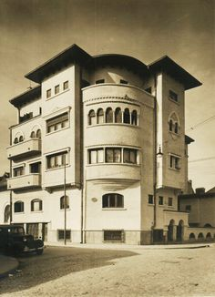 Bucharest, Old City, Time Travel, Modern Art, City Photo, Art Deco, Exterior, Mansions, Georgia