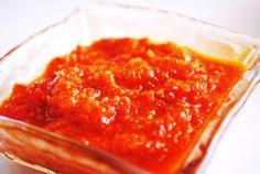 Πάστα πιπεριάς φλωρίνης. Συνταγές για διαβητικούς Sofeto Γεύσεις Υγείας.
