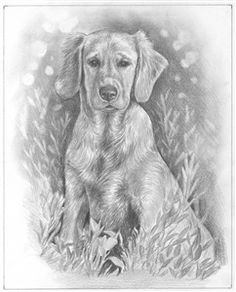 """Wow! I was able to give a timeless, heart-warming, sentimental gift to someone who has everything. The work from My DaVinci is impeccable. I could not be happier with this purchase."" A portrait of his best friend would be a great addition to any man cave :)"