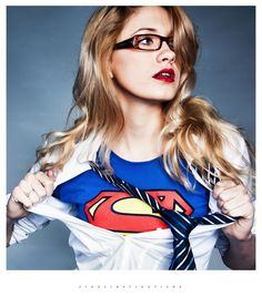 I often tell my son I'm Supermom... Hé looks at mé and says - where is your costume ? :)