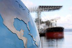 Según los expertos, las perspectivas para el comercio Internacional para el próximo año no son nada halagüeñas. #comerciointernacional #comercioexterior #internet #comprasonline #aduanas