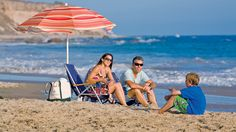 Exclusive Crystal Cove Beach Experience for Pelican Hill Guests