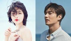 Suzy y Lee Min Ho