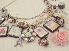 paris romance bracelet