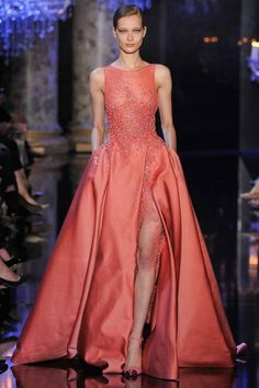 Paris Fashion Week 2014 - Elie Saab 12.