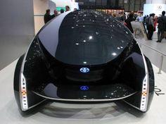 Toyota Fun Vii tem design futurista