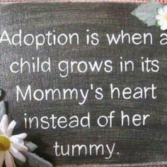 Very blessed mommy to three precious sons that grew in my heart. Adoption is such a precious gift.