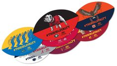 FREE College Football Team Static Cling From Hyundai