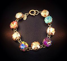 Catherine Popesco multi color bracelet  $95.00 Gayle's Jewelers Bogalusa, La