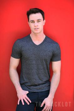 Ryan Kelley. Teen Wolf. Can the deputy become a fricken werewolf already?!?