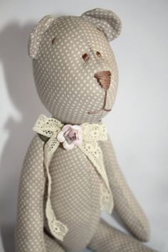 Картинки по запросу медведи из текстиля мастер класс
