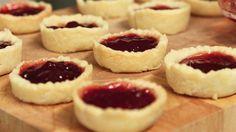 Gluten free jam tarts