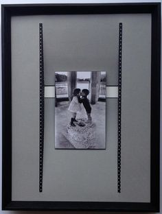 """Un cadre réalisé par Patricia MARATHON à partir de la fiche technique de Marie Véronique POLY """"Passe-partout Tremplin"""" dans le carnet n° 6 de www.cutteracademy.com -"""