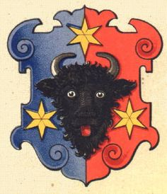 Duchy of Bukowina [now partly Romania, partly Moldova, partly Ukraine], by Hugo Gerhard Ströhl, 1890.