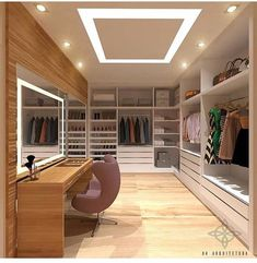 ғor мore pιnѕ A selection of 14 walk in closet designs that are both elegant and charming. Walk In Closet Design, Bedroom Closet Design, Master Bedroom Closet, Closet Designs, Diy Bedroom, Bathroom Closet, Dressing Room Closet, Dressing Room Design, Bedroom Decorating Tips