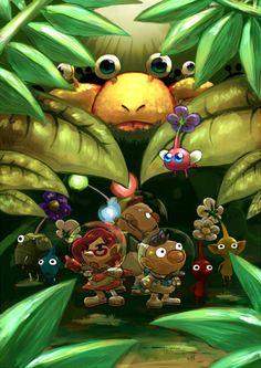 Olimar's Journal Nintendo Characters, Nintendo Games, Graffiti, Video Game Companies, Time Skip, I Love Games, Childhood Games, Kid Icarus, Vash