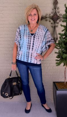 50 IS NOT OLD | WEARING TIE-DYE AFTER 50