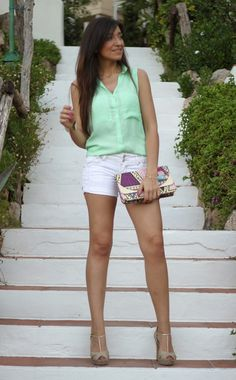 From Boho to Chiic: Sophisticated Mint