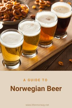Here is a handy guide to the different types and best Norwegian beers out there. Craft Ale, Buy Beer, Scandinavian Food, World Crafts, Norway Travel, Beer Festival, Getting Drunk, Home Brewing, Hygge