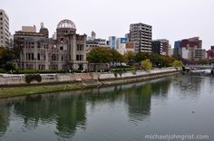 At on August 6 1945 the first nuclear bomb in the history of warfare detonated over Hiroshima, obliterating the city within a mile radius and killing August 6 1945, Thing 1, Hiroshima, Warfare, Wwii, Japan, City, Okinawa Japan