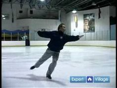 Advanced Figure Skating Moves : Advanced Spins in Ice Skating - YouTube