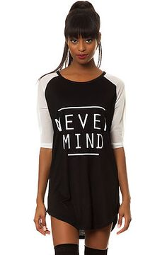 The Nevermind Top by MINKPINK