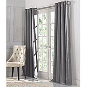 Royal Velvet® Plaza Grommet Window Panel I cant wait to get these curtains