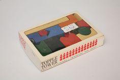 "Creative Playthings ""Topple Tower"" blocks"