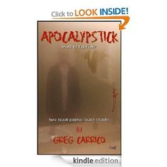 Apocalypstick contains two deliciously dark short stories: Finding Home, a creepy supernatural horror, and Killing Tiffany Hudson, a post-apocalyptic tale of two genetically modified people who must decide the fate of humanity.
