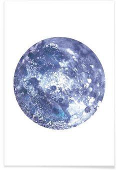Earth - Julia Hariri - Premium poster