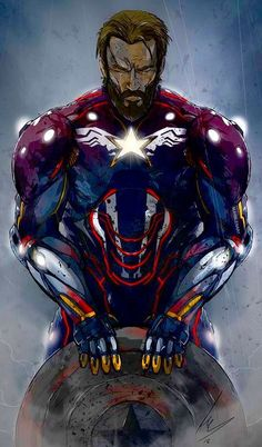 superhero marvel geek news was created for fun and to share our passion with other fans.It's entirely managed by volunteer fans superhero marvel movies. Arte Dc Comics, Marvel Comics Art, Marvel Heroes, Marvel Avengers, Captain Marvel, Bucky, Logo Super Heros, Marvel Fanart, Captain America Wallpaper