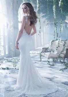 Magníficos vestidos de novias   Colección Alvina Valenta