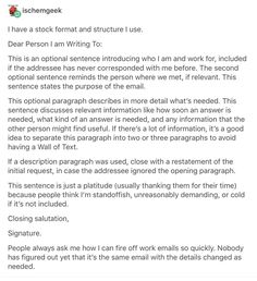 how to write a business letter parts of a business letter