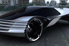 Cadillac World Thorium Fuel Concept - Autoblog