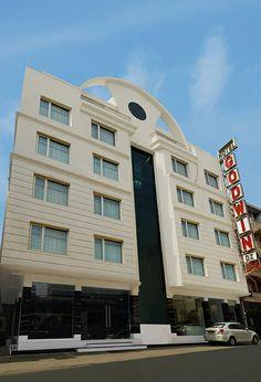 External View of Hotel Godwin deluxe @ new Delhi. http://www.godwindeluxe.com  #delhihotels