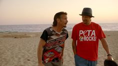 Kid Rock, Sean Penn Insult Each Other in Political PSA (Video)
